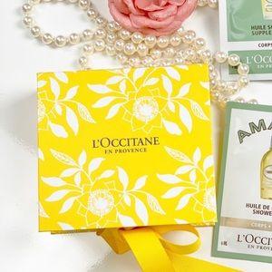 ★ L'OCCITANE | NATURAL FLOW DECORATIVE HINGED BOX